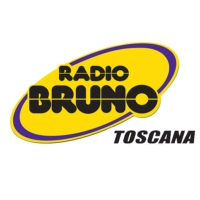 Logo of radio station Radio Bruno Toscana