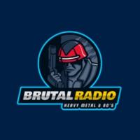 Logo de la radio BRUTAL RADIO