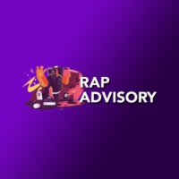 Logo of radio station Rap Advisory