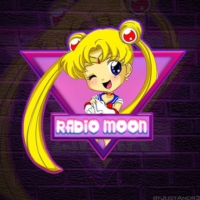 Logo of radio station Radio Moon