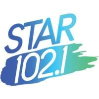 Logo of radio station KDGE Star 102.1