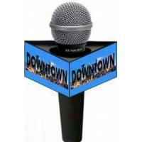 Logo of radio station Downtown Hott Radio