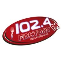 Logo de la radio Factory Fm 102.4