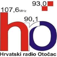 Logo de la radio Hrvatski radio Otočac