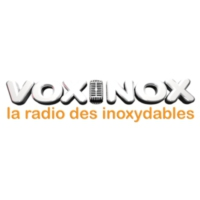 Logo of radio station Voxinox