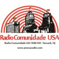 Logo de la radio Radio Comunidade USA