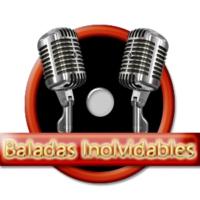 Logo de la radio Baladas Inolvidables