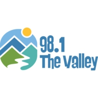 Logo de la radio KSCR 98.1 The Valley