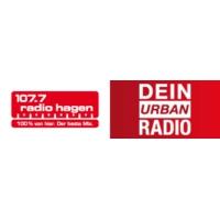 Logo de la radio 107.7 Radio Hagen - Dein Urban Radio