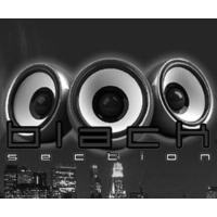 Logo of radio station Music base - Black section