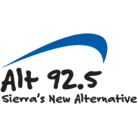 Logo of radio station KSRW 92.5FM