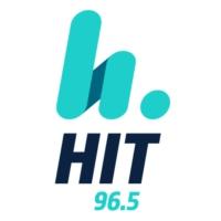 Logo de la radio hit96.5 Geraldton