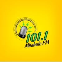 Logo of radio station Mbabule FM 101.1