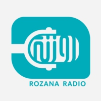 Logo of radio station Radio Rozana - راديو روزنة