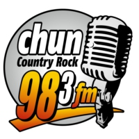 Logo of radio station CHUN 98.3 fm