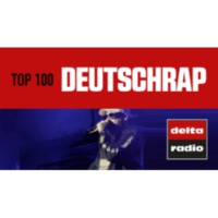 Logo of radio station delta radio - Top 100 Deutsch-Rap