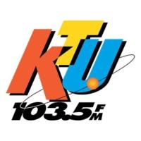 Logo de la radio 103.5 KTU