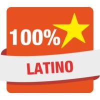 Logo of radio station Hit Radio - 100% Latino
