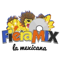 Logo of radio station FIERAMIX LA MEXICANA