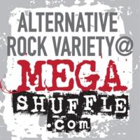 Logo de la radio Alternative Rock Variety @ MEGASHUFFLE.com