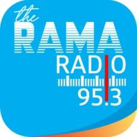 Logo of radio station RAMA RADIO