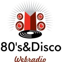 Logo de la radio 80's & Disco