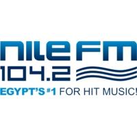 Logo of radio station Nile FM