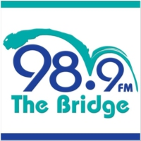 Logo de la radio WKIM 98.9 The Bridge
