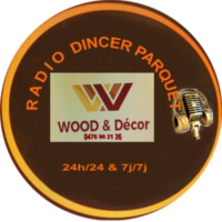 Logo of radio station Dingerparquet