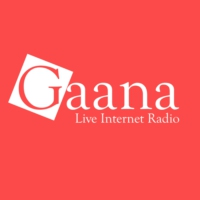 Logo of radio station Gaana Live Radio