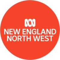Logo of radio station ABC New England North West