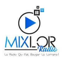 Logo of radio station MixLor Radio
