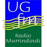 Logo of radio station UGFM Community Radio
