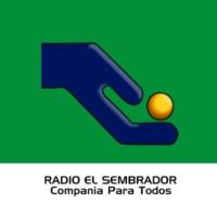 Logo of radio station Radio El Sembrador 104.7 FM
