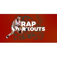 Logo de la radio Fitradio - Rap workouts