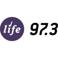 Logo of radio station KDNW Life 97.3 FM