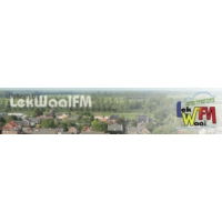 Logo of radio station LekWaal FM