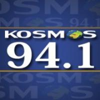 Logo de la radio Kosmos 94.1