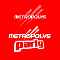Logo de la radio Metropolys Party