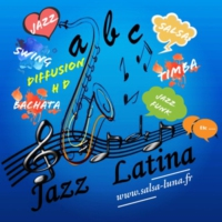 Logo of radio station abcjazzlatina