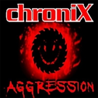 Logo de la radio ChroniX - AGGRESSION
