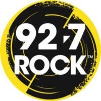 Logo of radio station CJRQ-FM 92.7 ROCK