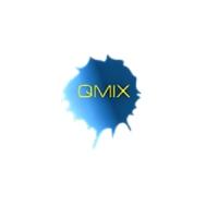 Logo de la radio QMIX
