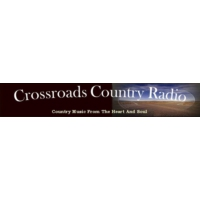 Logo of radio station Country Crossroads Radio