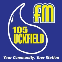 Logo of radio station 105 Uckfield FM