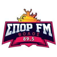 Logo of radio station Sport FM 89.5