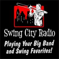 Logo of radio station Swing City Radio