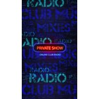 Logo of radio station Private Show Club Radio