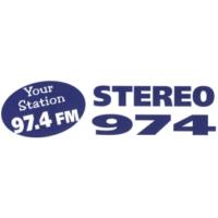 Logo of radio station Stereo 974