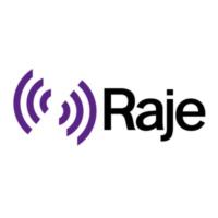 Logo de la radio Raje